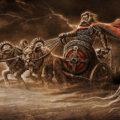 Скандинавская мифология: существа и боги скандинавского пантеона