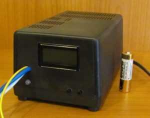 """Автоматическое адаптивное зарядное устройство для свинцовых аккумуляторов """"Версия4(ТОР)"""""""