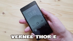 Обзор Vernee Thor: бюджетник без молота