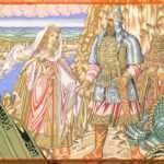 Даждьбог — бог солнца в славянской мифологии — Атрибуты магии