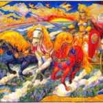 Славянские боги купить на Ярмарке Мастеров | Ручная работа и хенд мейд