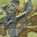 СЛАВЯНСКИЕ ОБЕРЕГИ и их значение: описание и толкование старославянских символов, амулетов и талисманов для мужчин и женщин, фото и видео
