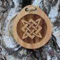 Cлавянские обереги и амулеты из дерева