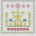 Вышивка макошь схемы оберега и символы в мастер-классе (фото)