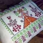Оберег Макошь – схема вышивки, значение символов, правила использования