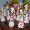 Мастер-класс смотреть онлайн: Шьем куколку в мордовском национальном костюме   Журнал Ярмарки Мастеров - Мой Тор