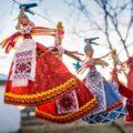 Кукла Десятиручка — древняя обрядовая славянская кукла