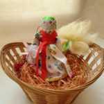 Оберег в дорогу куколка Подорожница – купить на Ярмарке Мастеров – DJ4QNRU   Народные сувениры, Фрязино
