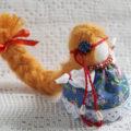 Славянские куклы-обереги | Журнал Ярмарки Мастеров
