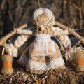 Мастер-класс смотреть онлайн: Мастер-класс «Народная кукла Ведучка» | Журнал Ярмарки Мастеров