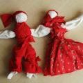 Славянские куклы обереги: их назначение, виды, изготовление