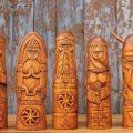 Список славянских богов да духов и их значение в культуре язычников.