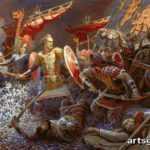 Ящик пандоры  – Славянские Боги войны, что известно о них?
