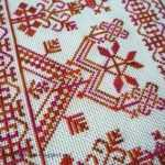 Оберег Макошь: символ и атрибуты богини, значение, схема вышивки